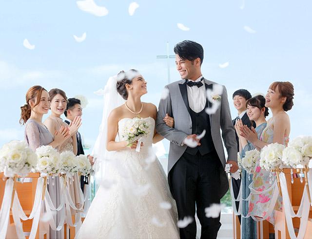 結婚式プレゼントキャンペーン